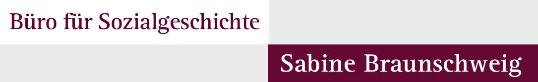 Sozialgeschichte Sabine Braunschweig